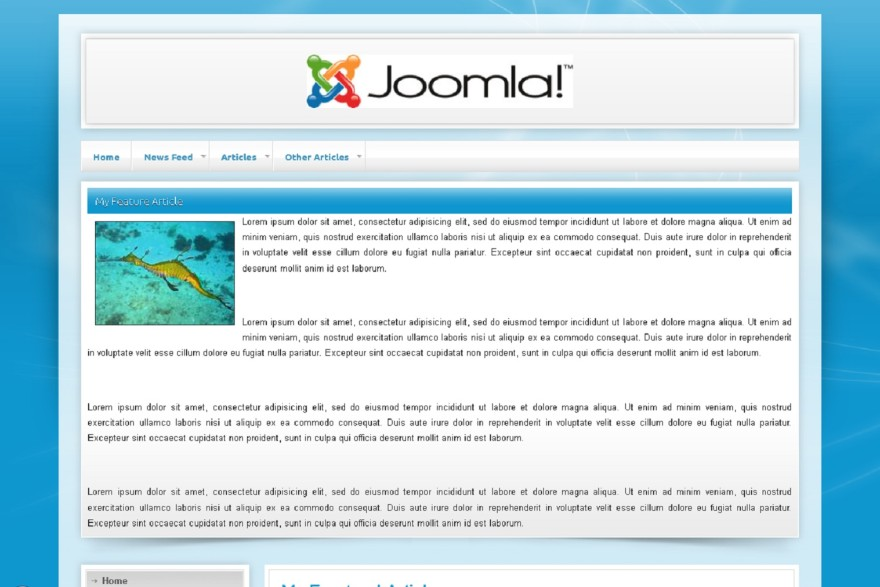Joomla Cloudaccess